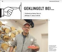 Interview im IHK Magazin Niedersächsische Wirtschaft