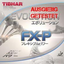 ausgiebig getestet: Tibhar Evolution FX-P
