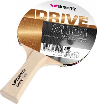 Butterfly Drive MIDI Tischtennisschläger