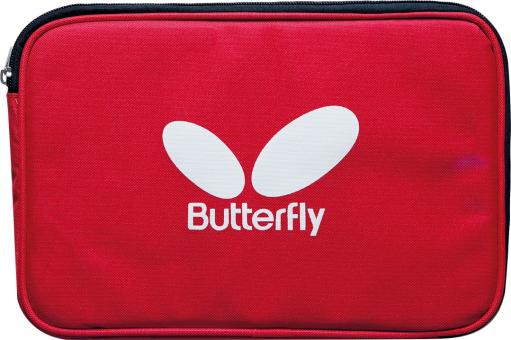 Butterfly Pro Case Doppelhülle rot