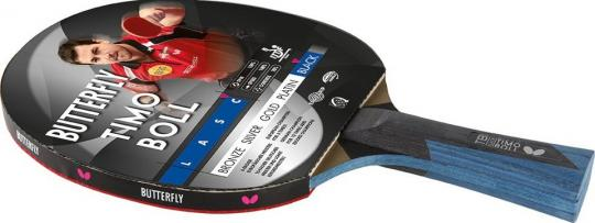Butterfly Timo Boll Black