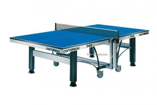 Cornilleau 740 ITTF Tischtennistisch blau