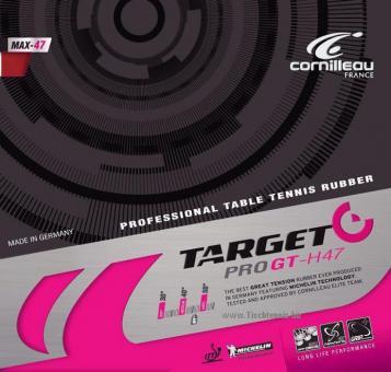 Cornilleau Target Pro GT-H47 schwarz | 2,0mm