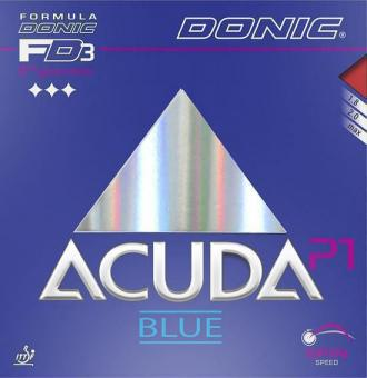 Donic Acuda Blue P1 rot | 2,0 mm