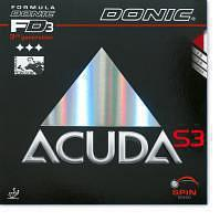 Donic Acuda S3 rot | 2,0 mm