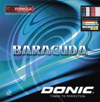 Donic Baracuda schwarz | 2,0mm