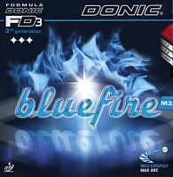Donic Bluefire M2 rot | 2,0 mm