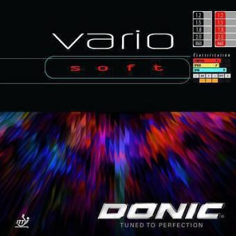 Donic Vario Soft rot | 1,2 mm