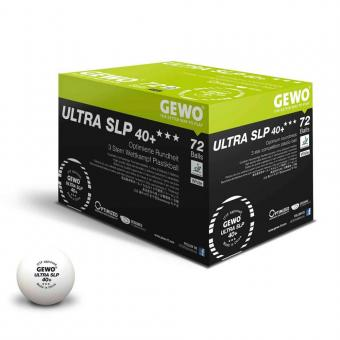Gewo *** Ball Ultra SLP 40+ 72er weiß