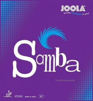 Joola Samba Tischtennisbelag schwarz | 1,8 mm