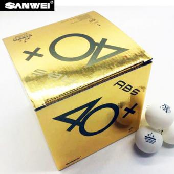 Sanwei 40+ ABS 1* 100er