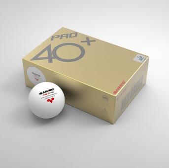 Sanwei 40+ ABS Pro 3*** Ball 6er