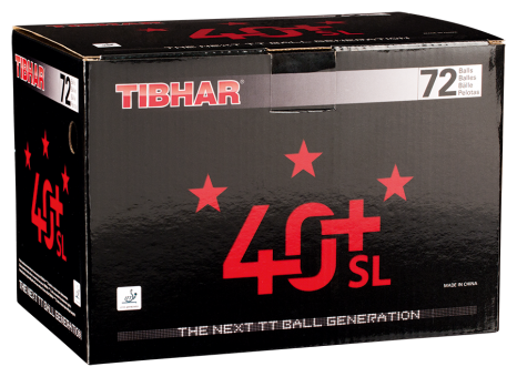Tibhar *** Ball 40+ SL 72er