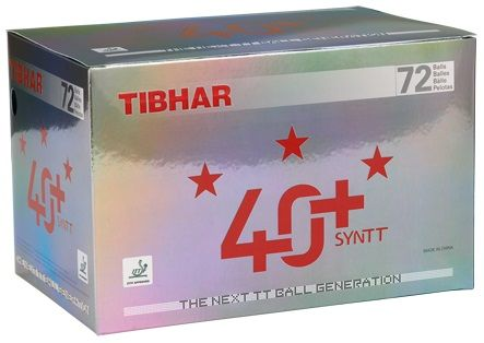 Tibhar *** Ball 40+ Syntt 72er