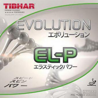 Tibhar Evolution EL-P rot | 2,0 mm