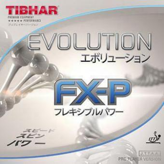 Tibhar Evolution FX-P rot | 2,0 mm