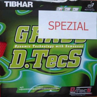 Tibhar Grass D.Tecs Spezial