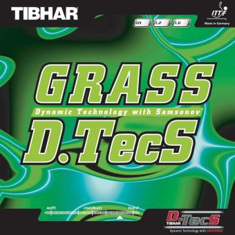 Tibhar Grass D.Tecs rot | 1,2mm