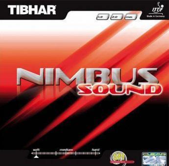 Tibhar Nimbus Sound schwarz | max.