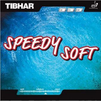 Tibhar Speedy Soft rot | 1,0mm