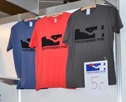 Tischtennis pur T-Shirt
