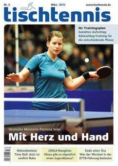 Tischtennis (Magazin)