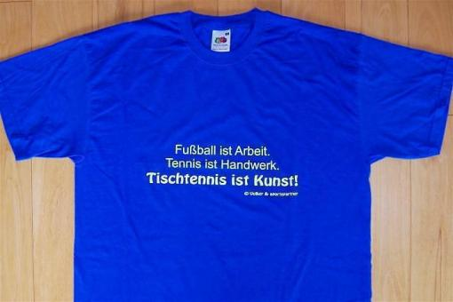 TT ist Kunst T-Shirt
