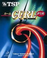 TSP Curl P-1 R rot | 0,5 mm