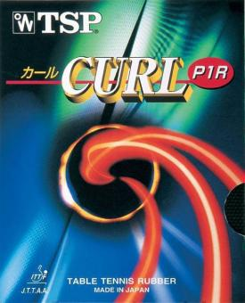 TSP Curl P-1 R rot | 1,5 mm