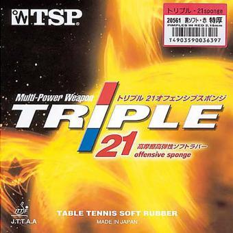 TSP Triple Spin 21