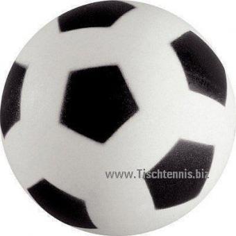 Tischtennisball Fußball