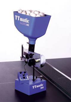 TTmatic 202 Tischtennisroboter