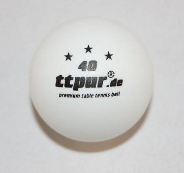 Tischtennisball TTpur® Premium