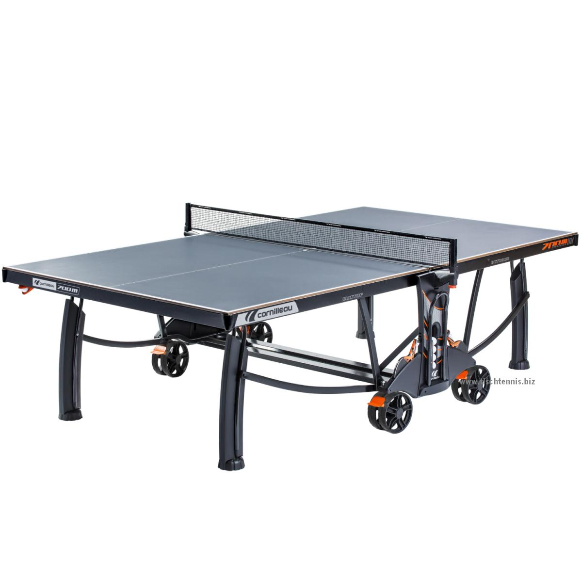 cornilleau 700 m crossover outdoor tischtennisplatte. Black Bedroom Furniture Sets. Home Design Ideas