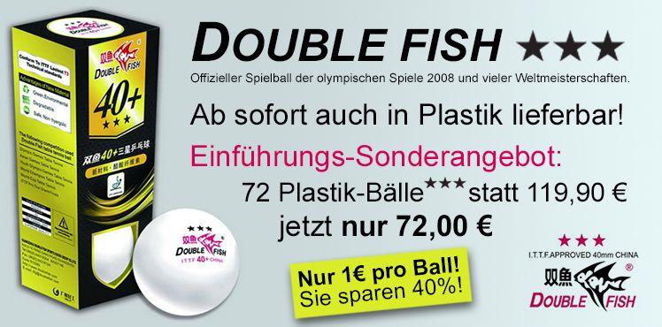 Double Fish ***