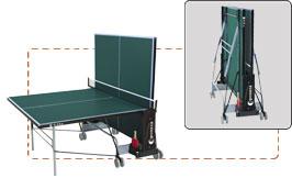 Sponeta 3-72i Indoor Tischtennisplatte