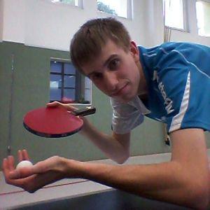 Marco Hoffmann - Testspieler bei Tischtennis.biz