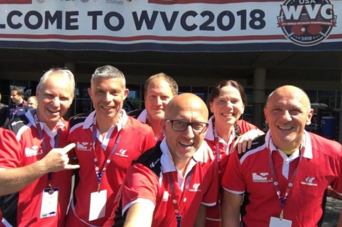 """""""Team Germany"""" in Las Vegas bei der Seniorenweltmeisterschaft"""