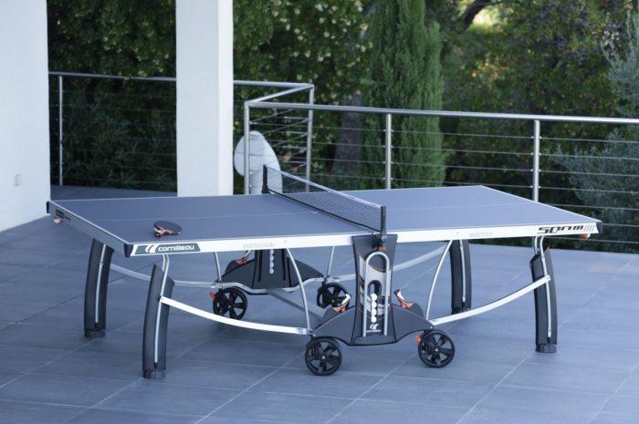 Wie Bewerten unsere Kunden die Tischtennisplatte Cornilleau 500 M Crossover