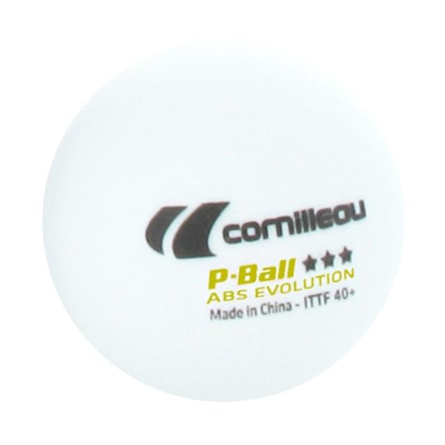 Cornilleau ABS 40+ ITTF Tischtennisball