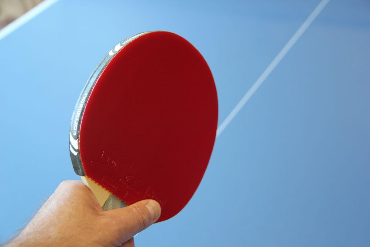 Tischtennisschläger testen