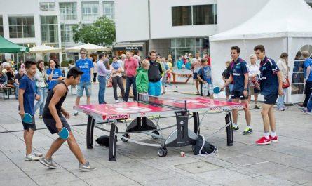 Open Air Tischtennis