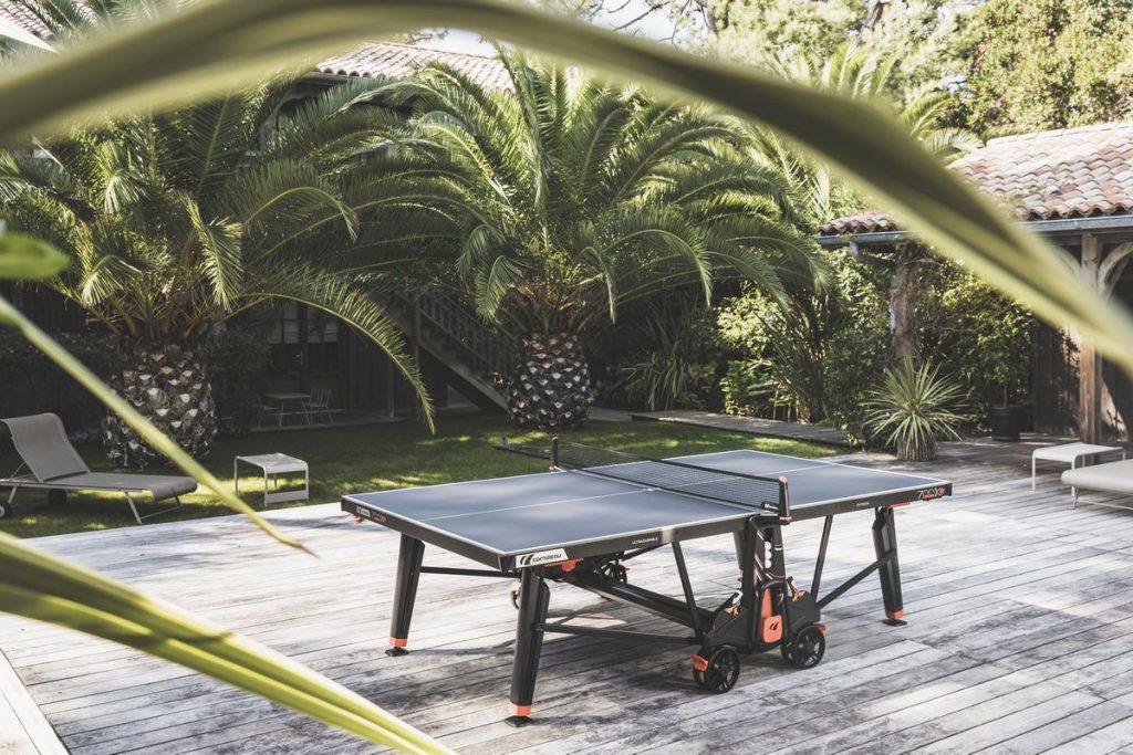 Cornilleau 700X Outdoor - Tischtennisplatte