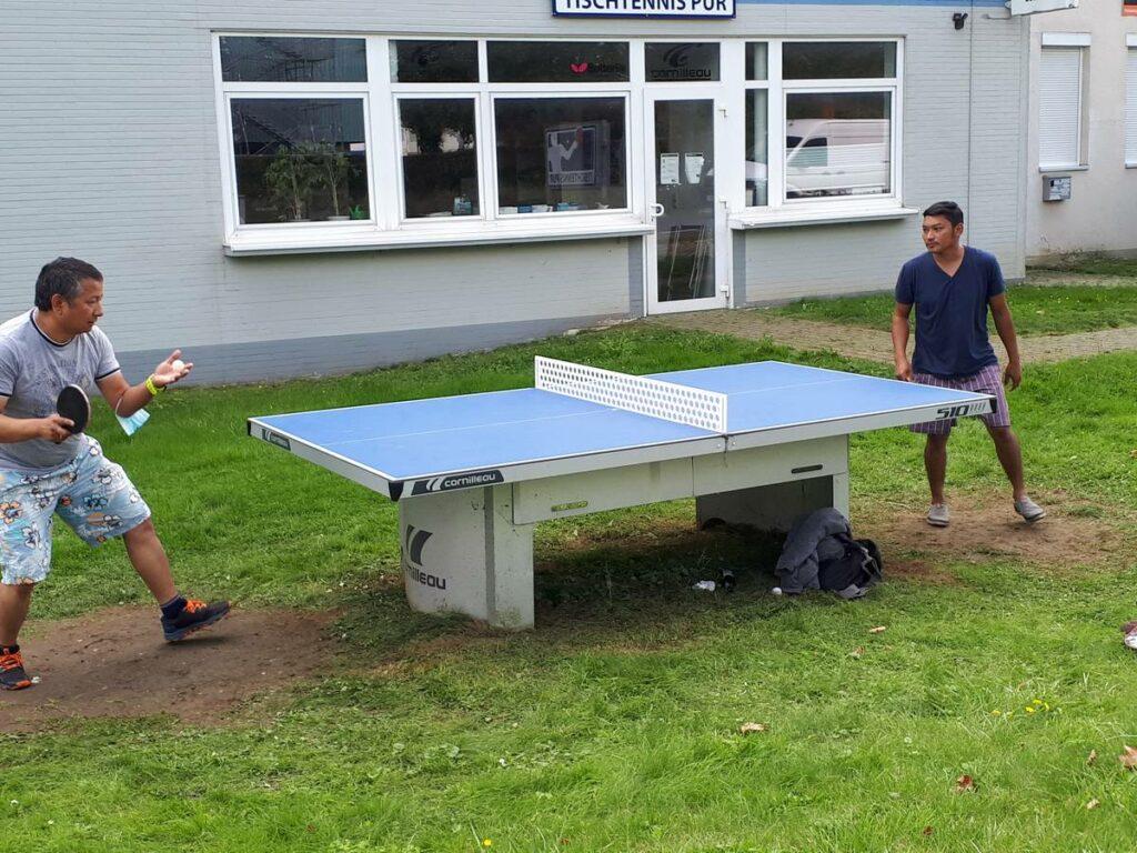 Ping Pong bei TTpur